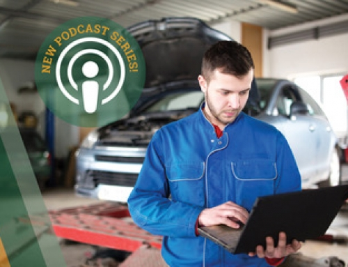 New Podcast Series Announcement: Navigating Your Road Forward as an AutoMOtive! Apprentice