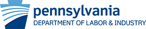PA Department of Labor & Industry logo
