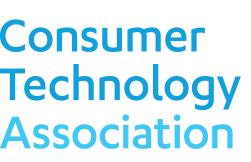 The Consumer Technology Association logo