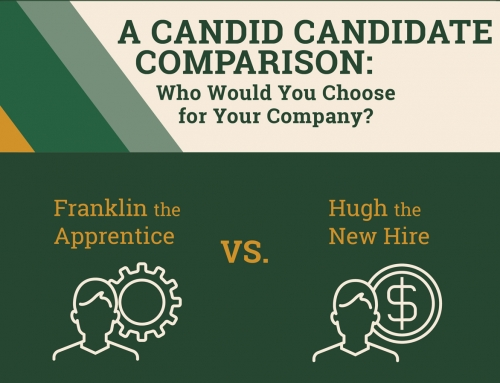 A Candid Candidate Comparison: Who Would You Choose for Your Company?