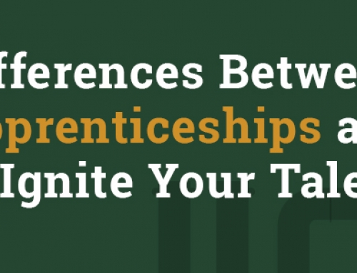 The Top Three Differences Between Apprenticeships and Internships to Ignite Your Talent Pipeline