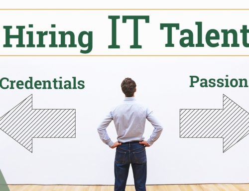 Hiring IT Talent: Credentials or Passion?