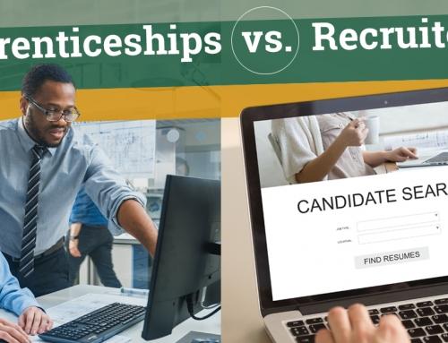 Apprenticeships vs. Recruiters: Which Makes More Sense?