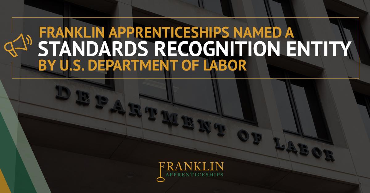 Franklin Apprenticeships is an SRE
