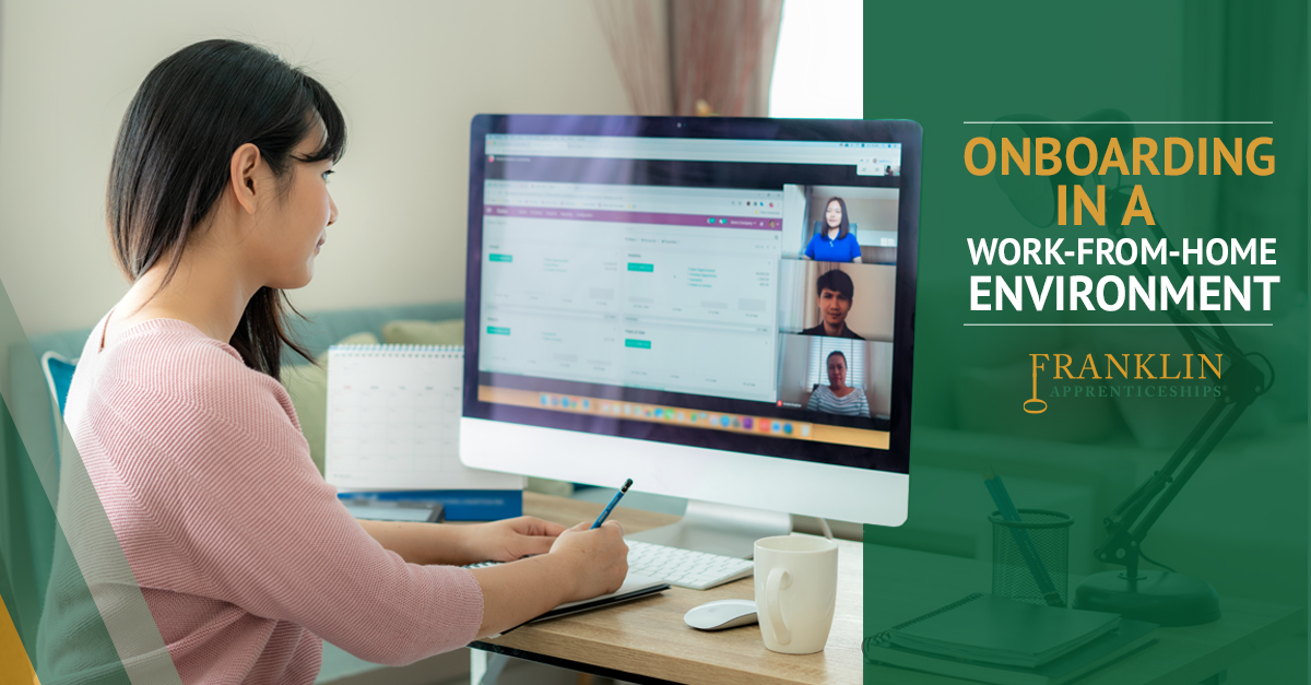 Work From Home Onboarding
