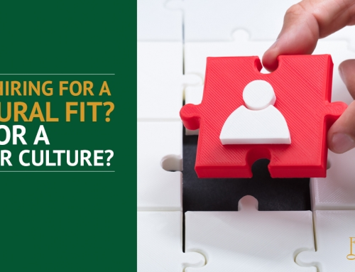 Still Hiring for a Cultural Fit? Or a Better Culture?