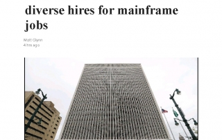 M&T Bank is on the hunt for diverse hires for IBM Z Mainframe jobs. Read this recent article from The Buffalo News to learn how Franklin Apprenticeships, along with IBM and Urban Institute, is helping M&T Bank find and hire mainframe apprentices for their Z Development program