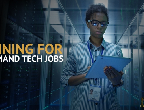 Training for In-Demand Tech Jobs in 2021