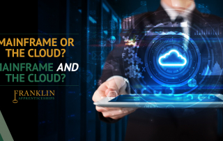 Mainframe or the cloud