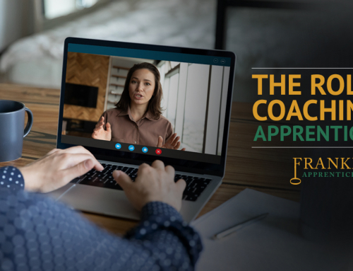 The Role of Coaching in Apprenticeships